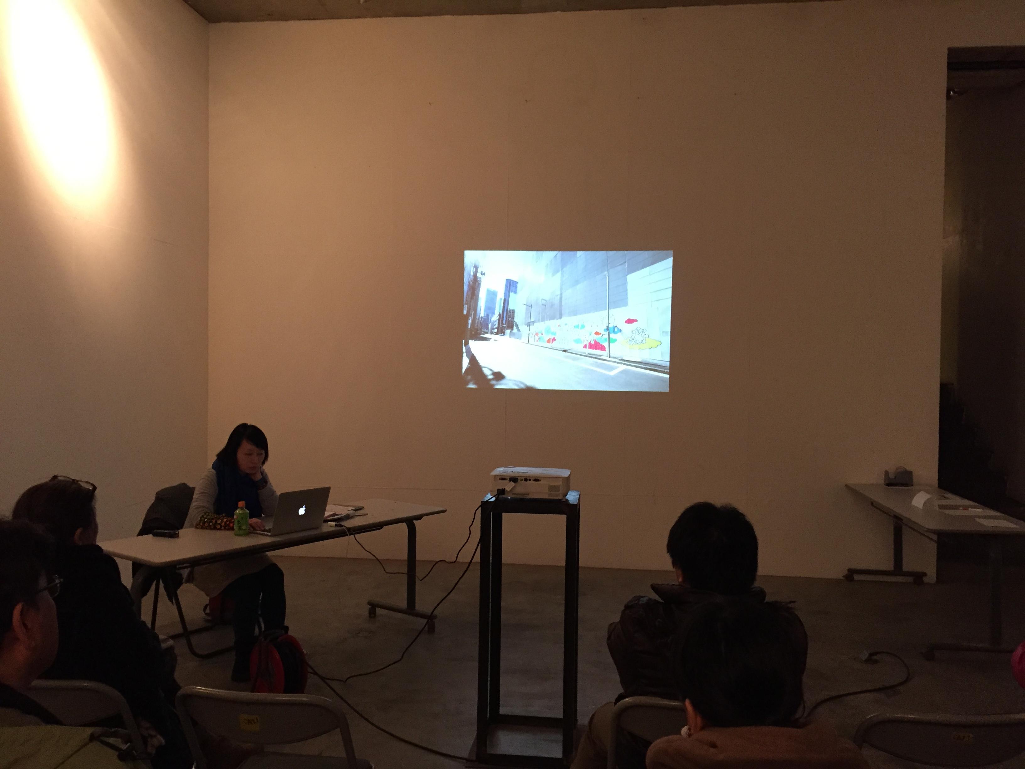 19期生:川上大雅先生の授業風景